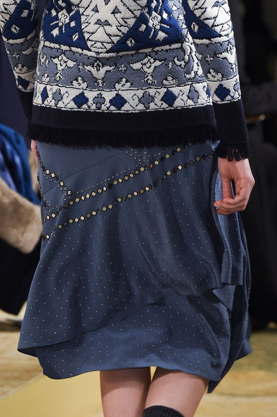 Tory Burch Fall 2015 Runway Pictures - StyleBistro