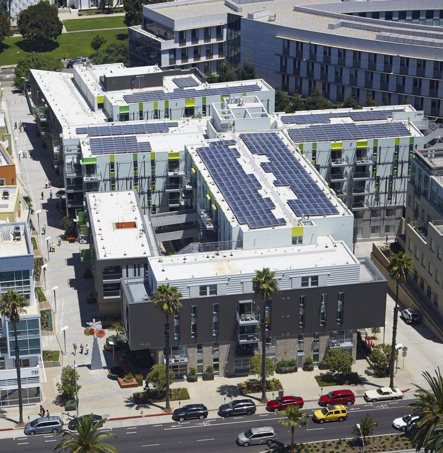 Low Income Housing Santa Monica