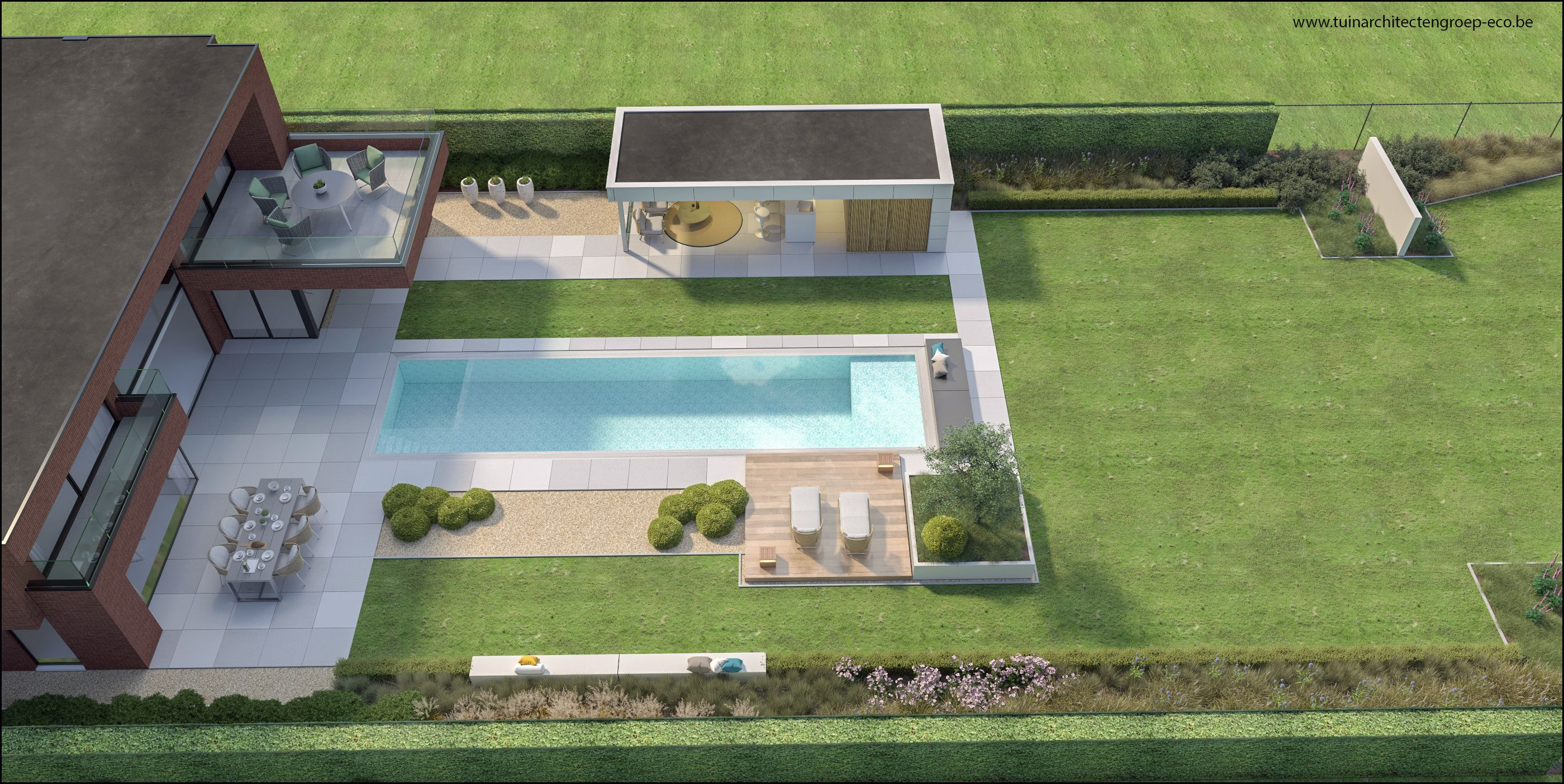 tuinontwerp #garden tuinarchitect Timothy cools ...