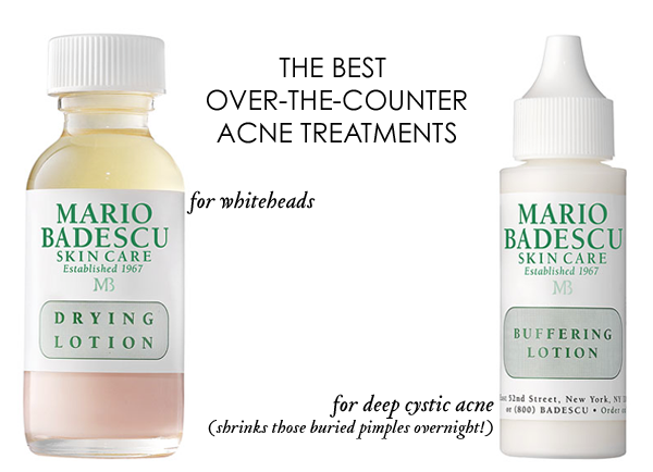 The Best Over The Counter Acne Spot Treatments Best Of Bklyn