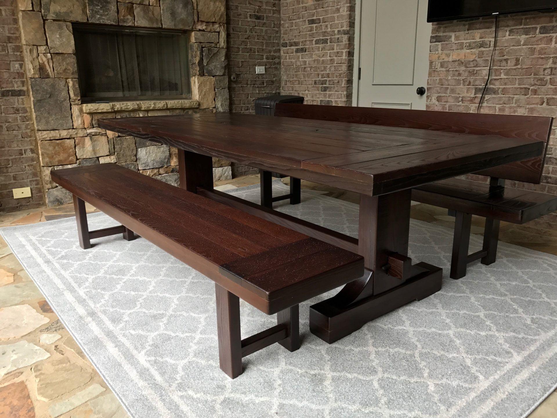 Custom Outdoor Furniture Atlanta
