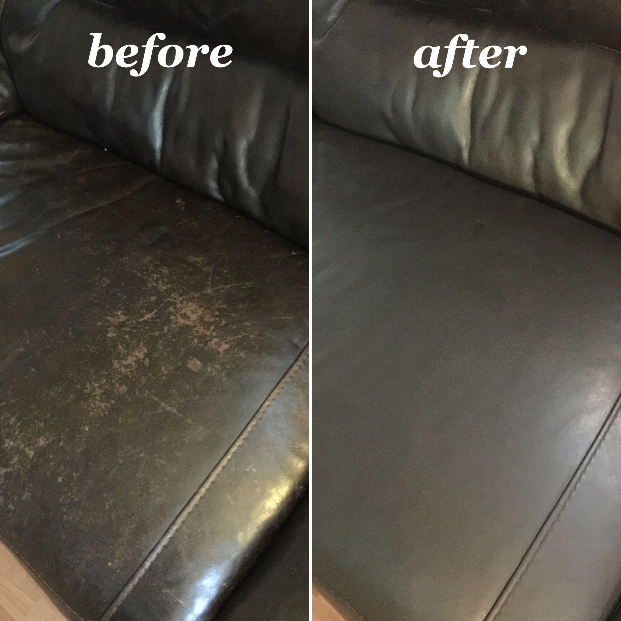 Espresso Dark Brown Vinyl Leather Furniture Dye Finish Leather Restoration Leather Furniture Vinyl