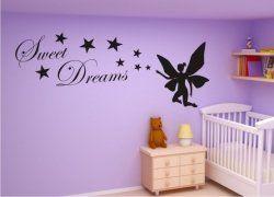 wallsticker for the kids - Tinkerbell Sweet Dreams