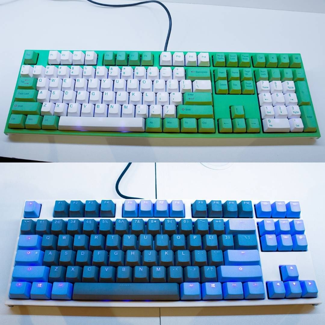 DuckyChannelUK made a full layout and a #TKL version of