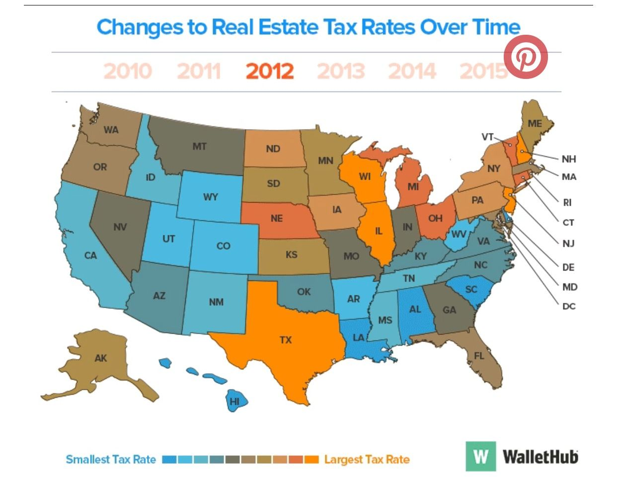 Florida Property Taxes Rank 27th Nationally States In America
