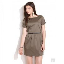 Belted Shift Dress. Deal ends on 8th April, 2013.