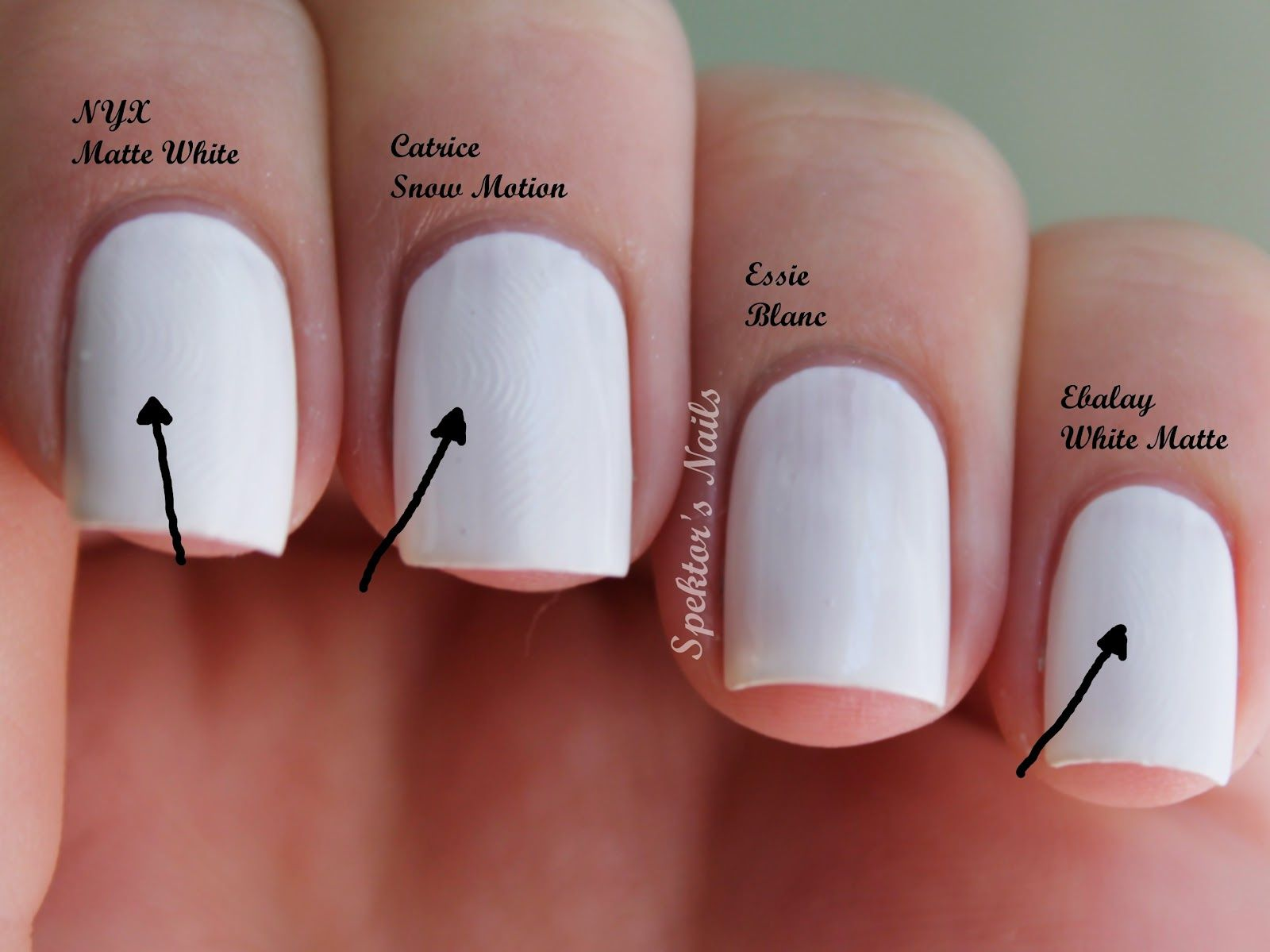 Best Essie White Nail Polish - Water Nail Polish Design | Nails ...