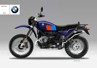 Motosketches Bmw R120 Gs Heritage Bmw Airheads Bmw Scrambler