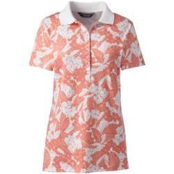 Reduzierte Kurzarm-Poloshirts für Damen