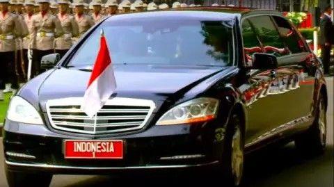 Mobil Ri 1 Mercedes Benz S600 Pullman Guard Mobil