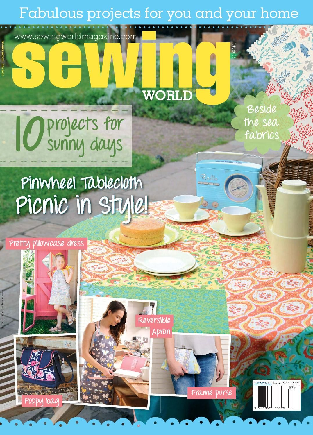 Sewing World July 2015 By Minja Issuu Other Sewing Crafts