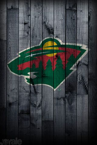 Minnesota Wild I Phone Wallpaper
