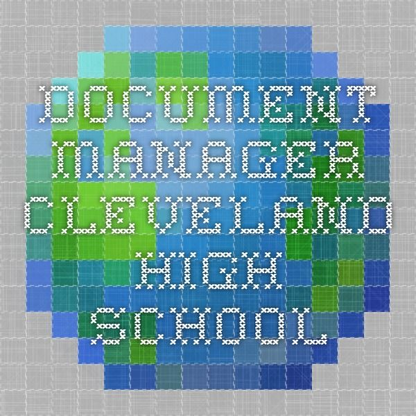 Mary Rhyne physical science nc Document Manager - Cleveland