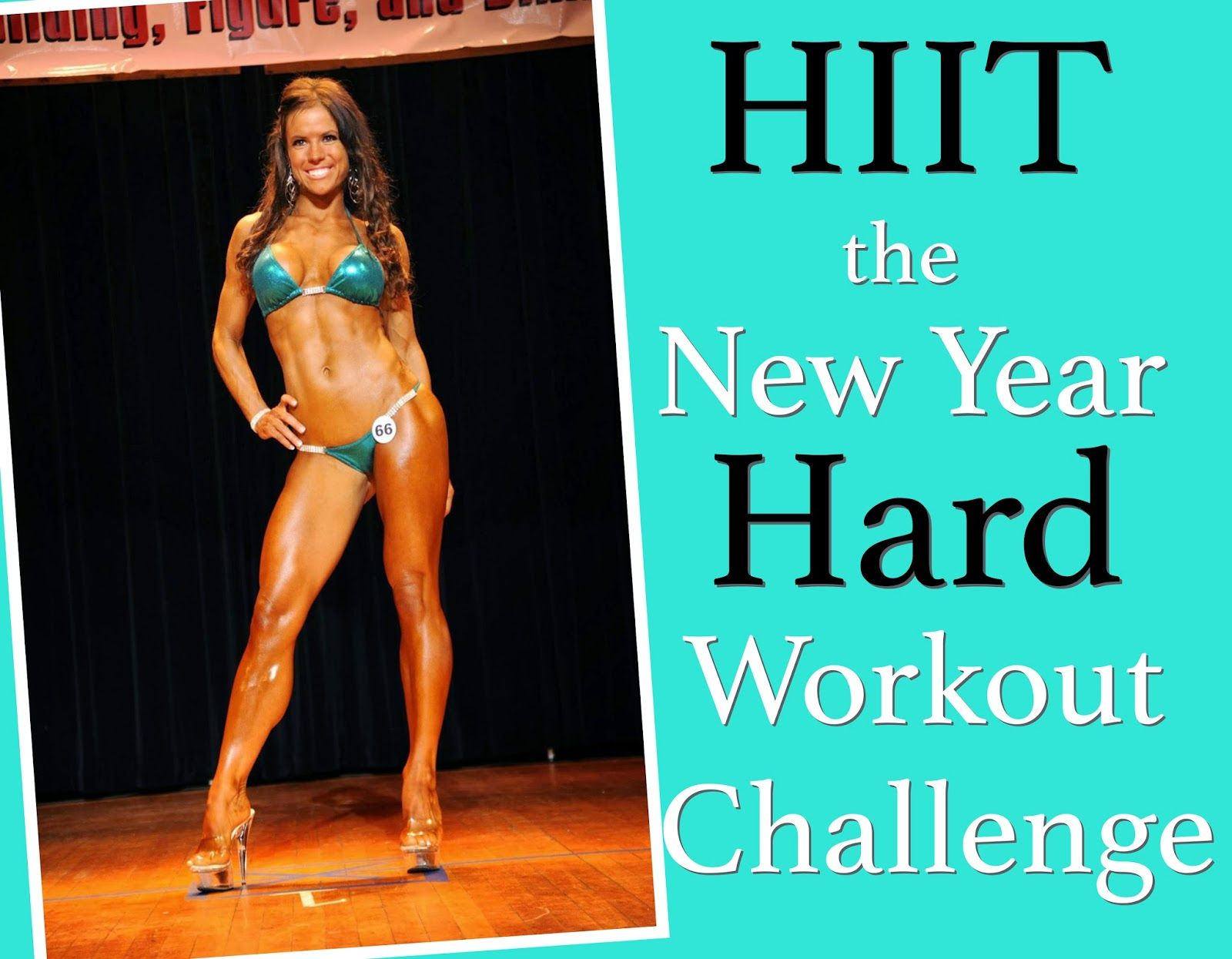 melissa bender fitness hiit the new year hard workouts 30 day workout challenge fitness. Black Bedroom Furniture Sets. Home Design Ideas