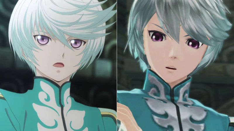 Let's Compare the Tales of Zestiria Anime to the Game
