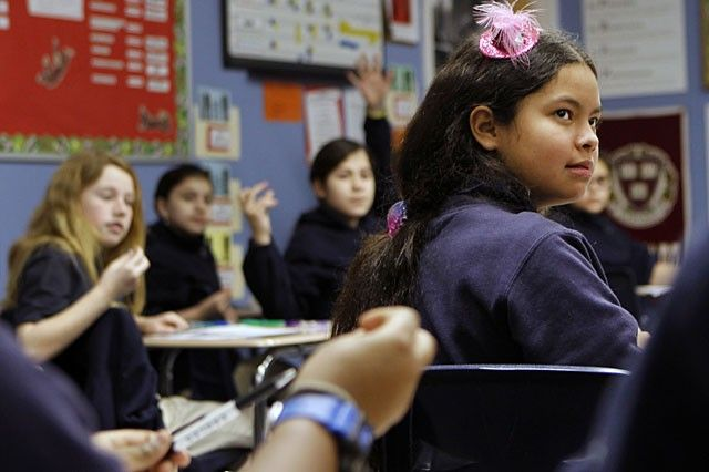 A charter school CEO uses unconventional experience to change young lives in Boston.