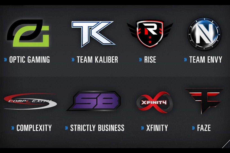 gaming team logos Google Search 字体, ロゴ