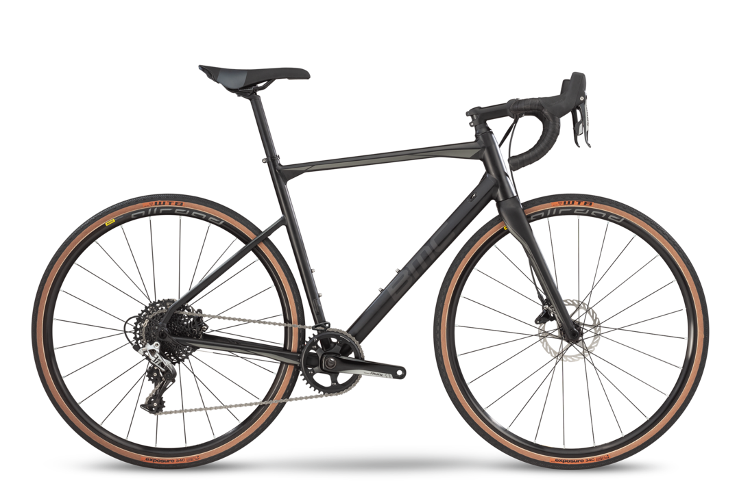 Bmc S Roadmachine X Is A Sleek All Road With Rack And Fender