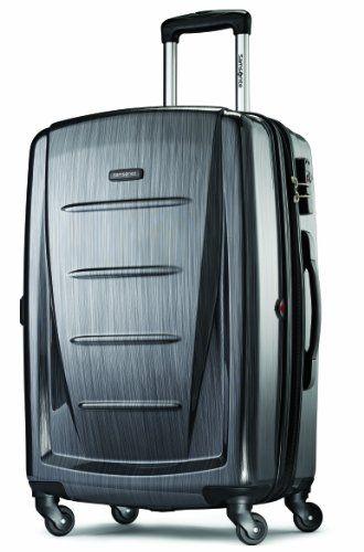 Samsonite Luggage Winfield 2 Fashion Hs Spinner 28 Charcoal One Size Samsonite Http Www Amazon Com Dp Samsonite Luggage Best Travel Luggage Luggage Brands