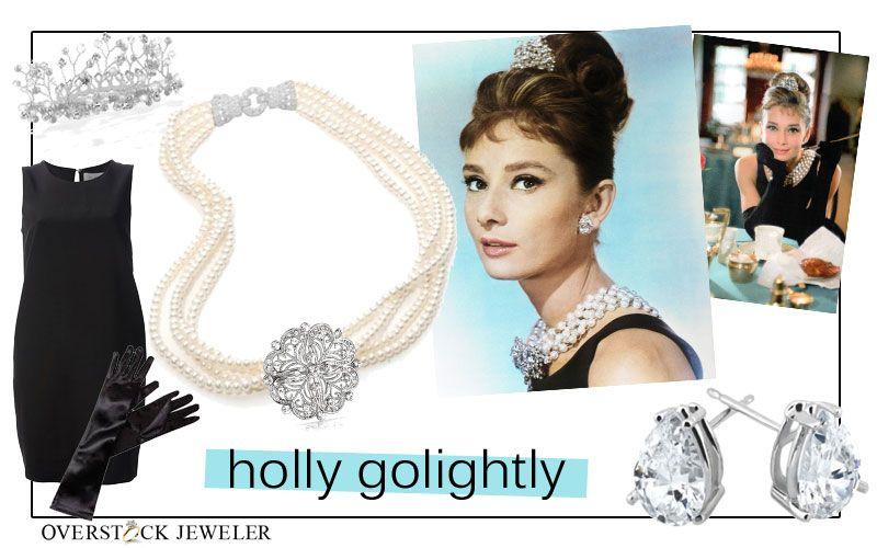 Audrey Hepburn as holly Golightly costume for Halloween! #BreafastatTiffanys