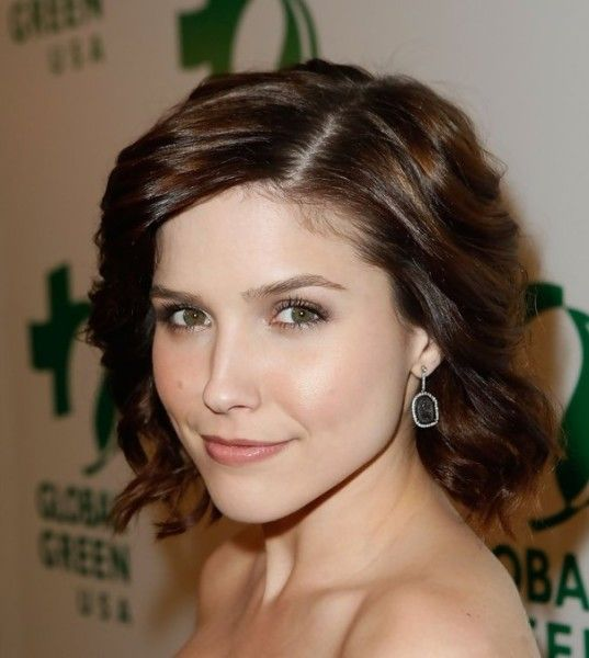 Short Wavy Hairstyles for Oval Faces | Hair Cuts | Pinterest ...