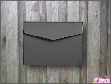 MEFA Design Briefkasten Letter 112 in 2019 Briefkasten