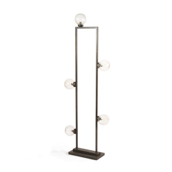 Modern Globe Floor Lamp available at Redo Home and Design ...