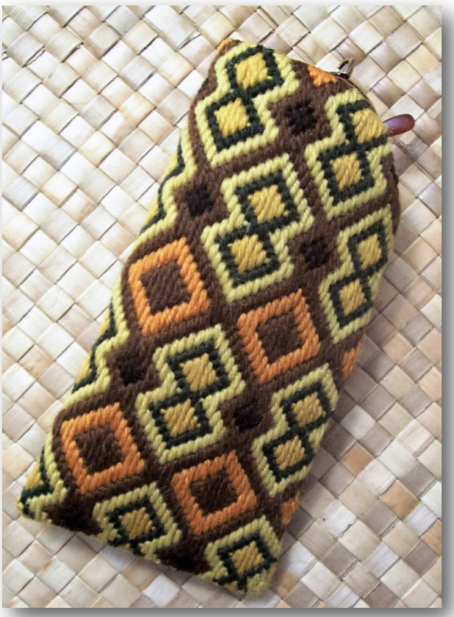 Learn to Make a Needlepoint Eyeglass Case with This Free Tutorial ...
