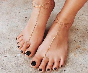 Feet jewelery