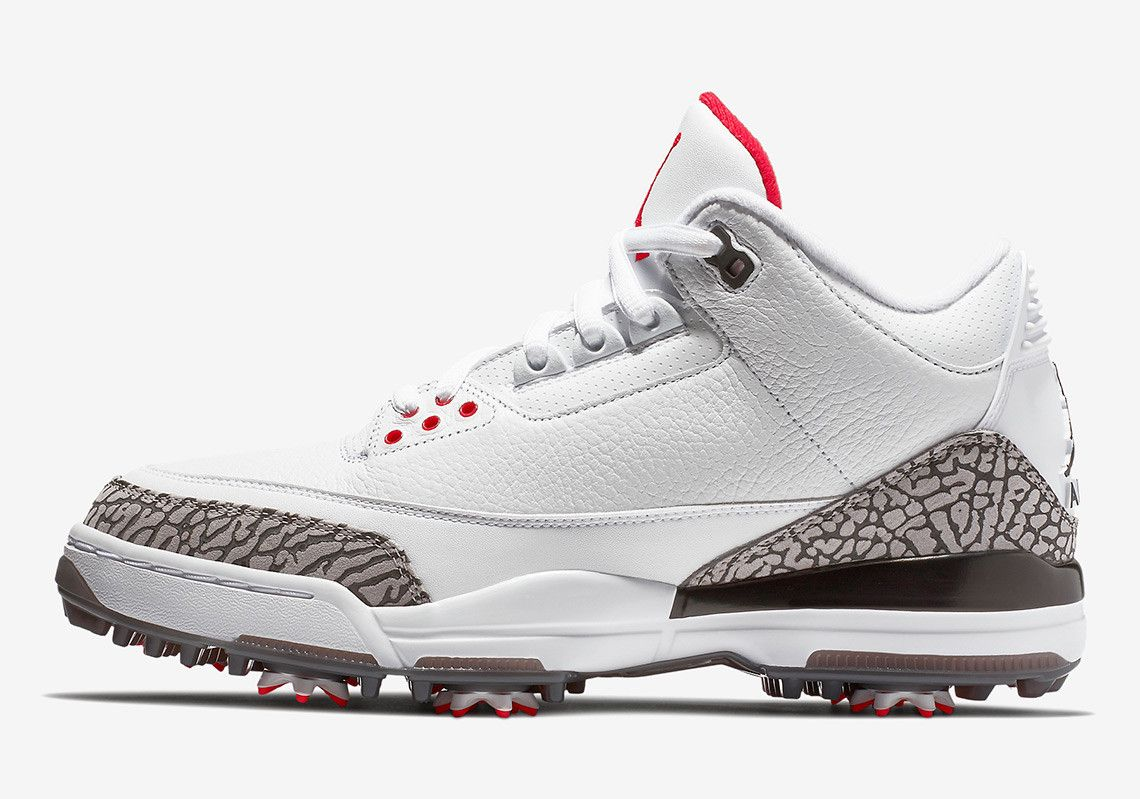 buy online c7af7 e94a6 Hit The Links In The Air Jordan 3 Golf Shoe Tomorrow