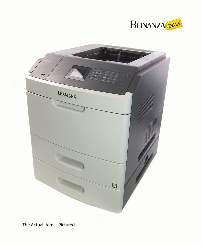 Lexmark MS810dn Printer Driver PC