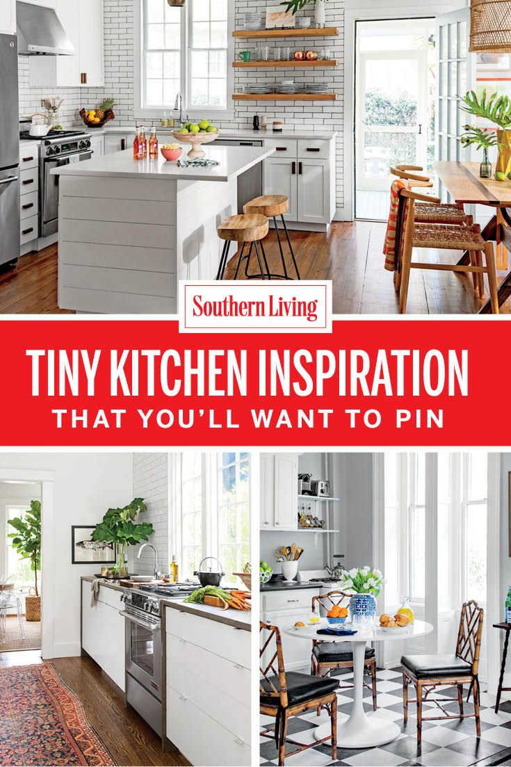 Tiny Kitchen Inspiration That You Ll Want To Pin Inspirations Home Decor Tips