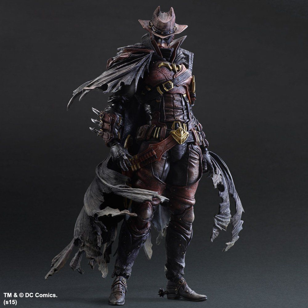 Square Enix's Wild West Batman. Click for more pics