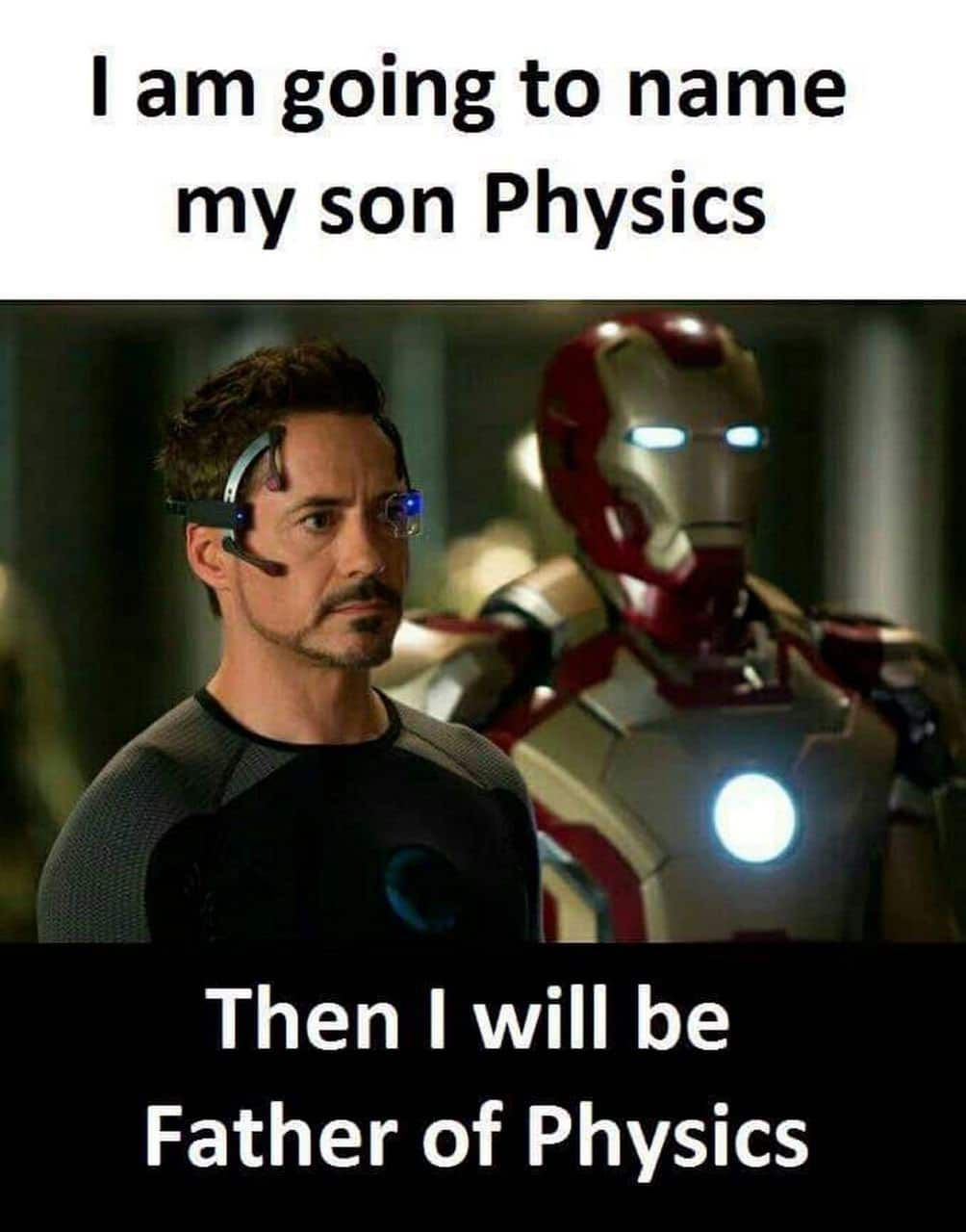 Father Of Physics Funny Meme Funny English Jokes New Funny Jokes English Jokes