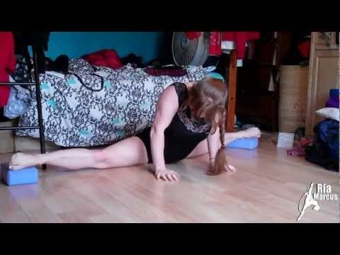 my daughters split video on youtube  with images