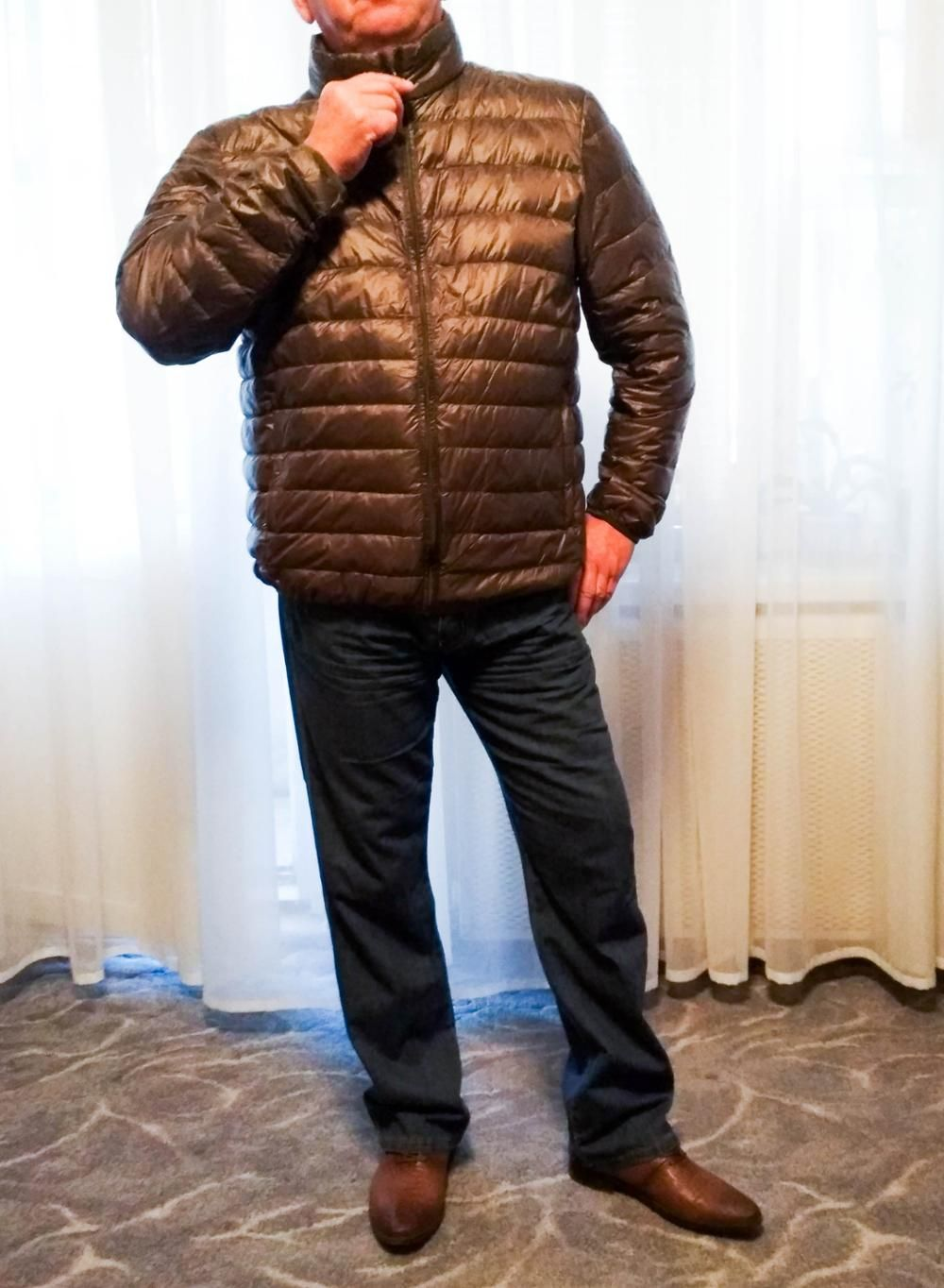 fe9f249c783 New Autumn Winter Man Duck Down Jacket Ultra Light Thin Plus Size Spri -  chicmaxonline
