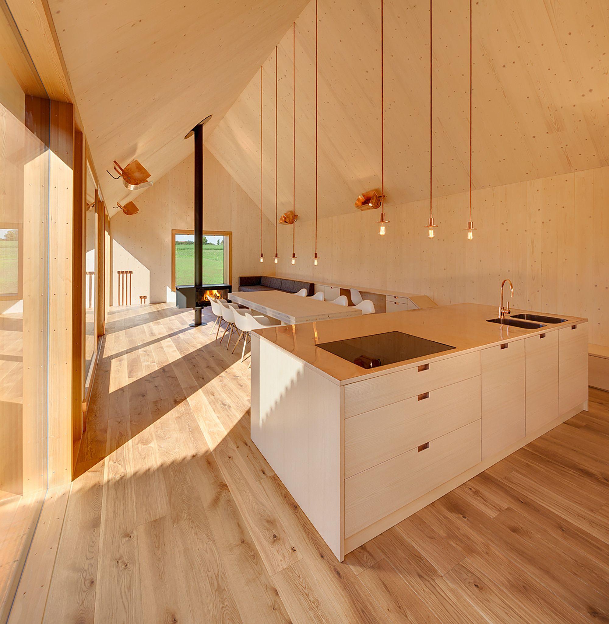 Gallery of timber house kÜhnlein architektur timber house