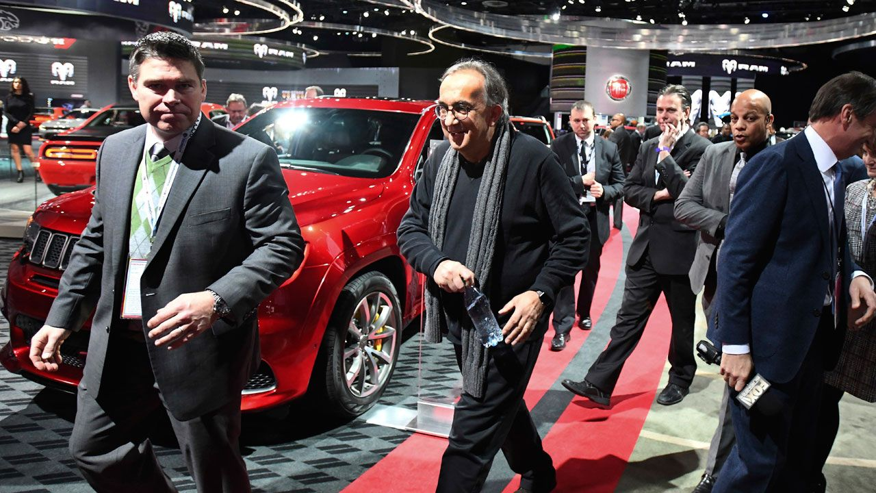 Business NEWS Fiat Chrysler's future in focus as CEO