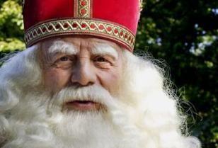 Sinterklaas zoals we hem allebei kennen