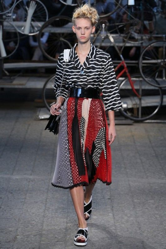 Antonio Marras Lente/Zomer 2015 (34)  - Shows - Fashion