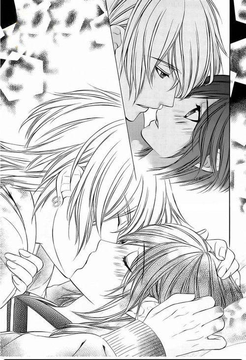 Immagine di anime, kiss, and manga