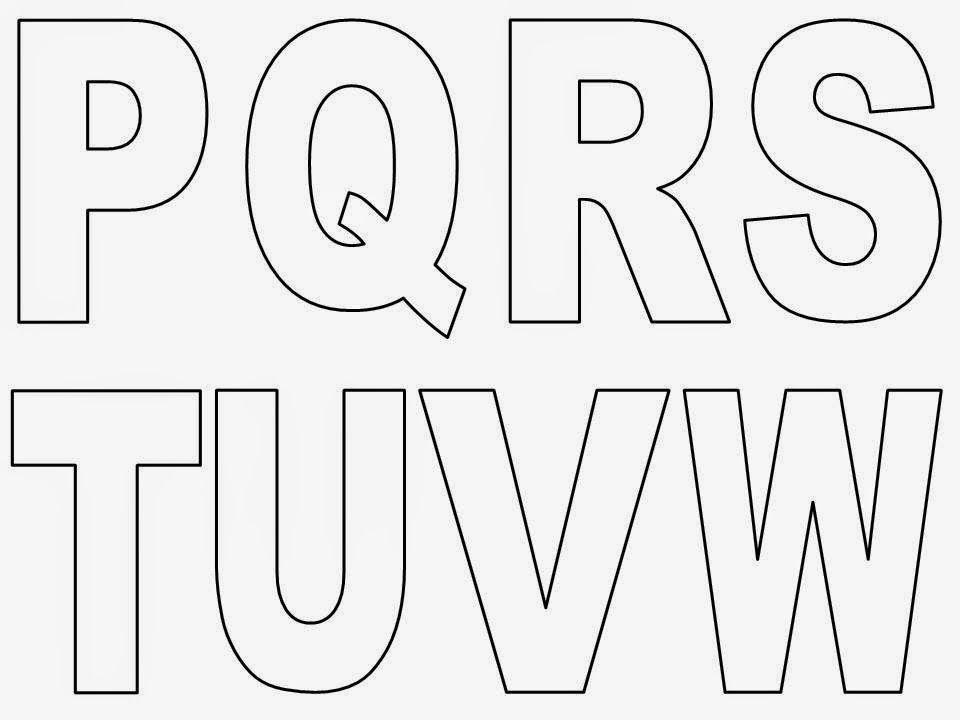 Aparador De Pelo Zoom ~ molde letras alfabeto vazadas vazada eva artesanato espacoeducar+(3) jpg (960 u00d7720) Imagens