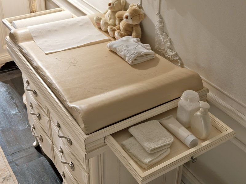 Luxury Neutral Changing Table U2013 Notte Fatata By Savio Firmino | DigsDigs