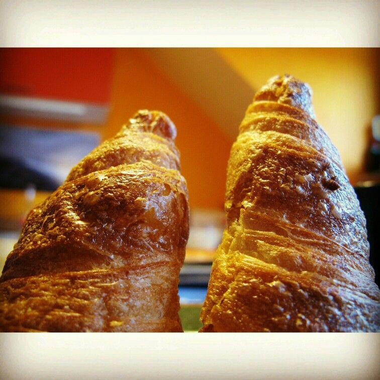Breakfast for two ... buongiorno!