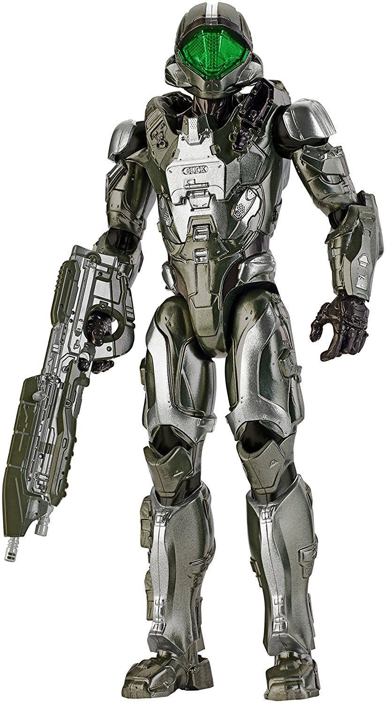 MATTEL Halo – FIGURINE 15 cm Spartan Buck
