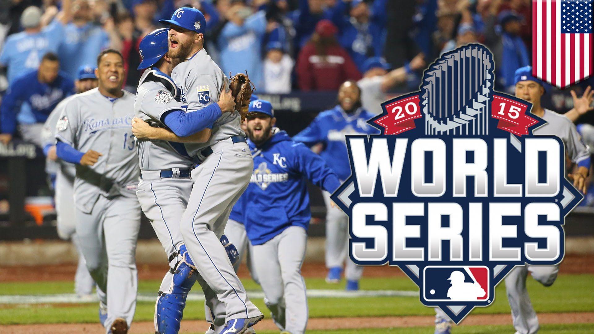 Giants vs Royals World Series