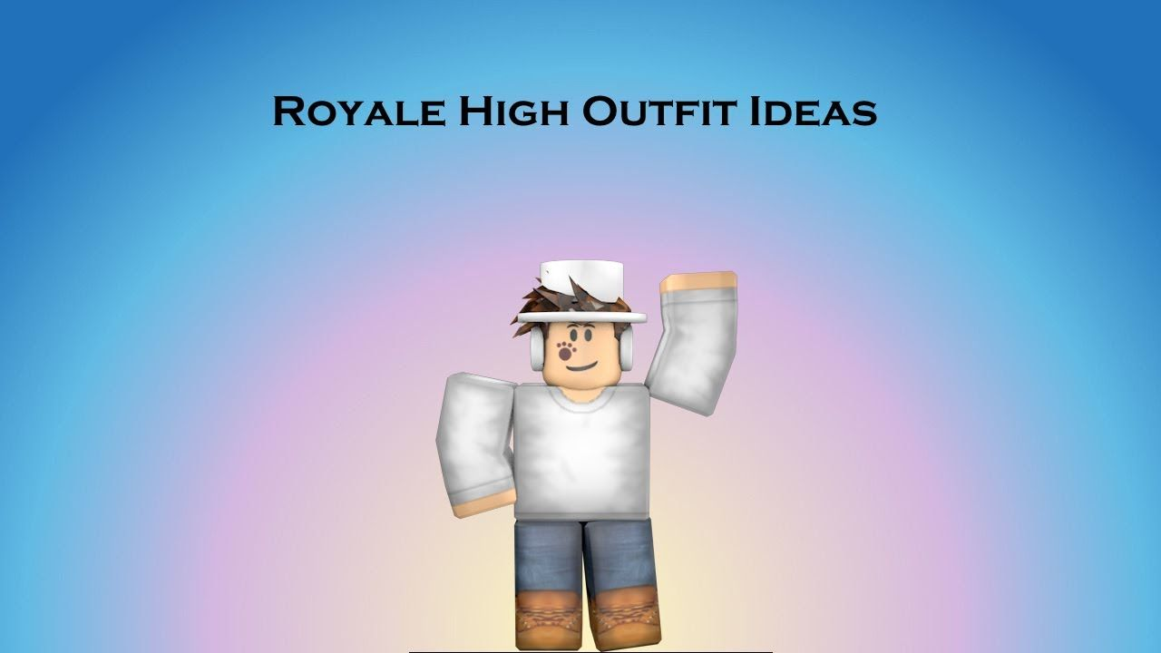 Royale High Boys Outfit Ideas For Winter Christmas Roblox