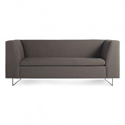 Bonnie Studio Sofa Condit Charcoal Modern Sofa Sofa Modern Sleeper Sofa