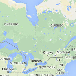 Boston, MA to 55.875311, -105.394592 - Google Maps | Stuff to Try ...