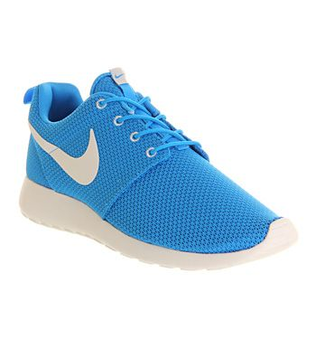ae6a21ce248f3 Nike Roshe Run Blue Hero Sail - Unisex Sports